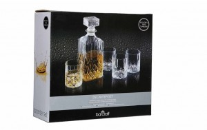 Zestaw Kitchen Craft do whisky BCDECSET