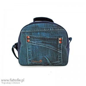 SL - Lunch bag Denim, SmartTeen
