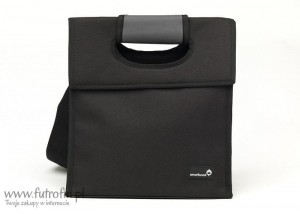 SL - Lunch bag, czarno-szary, Smart Cover