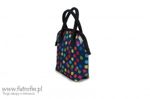 SL - Lunch bag Colorfull, Smartsoft Rubber